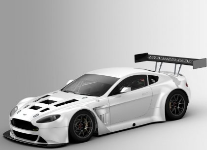 2012 Aston Martin Vantage GT3