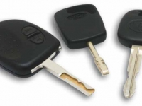 Spare car keys – you never know when you need them