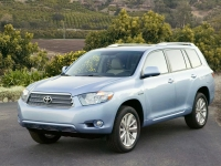 Toyota Highlander Hybrid special offers