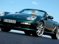 2013 Porsche Boxster Spied Completely Undisguised